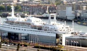 ss Rotterdam stoomschip