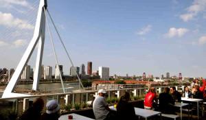 De Rotterdam terras