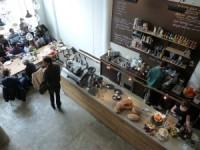 Koffie drinken Rotterdam Hopper