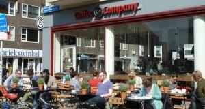 Koffie drinken in Rotterdam 300x225