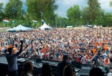 Kralingsebos festival Koningsdag Rotterdam 300