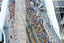 Marathon Rotterdam erasmusbrug