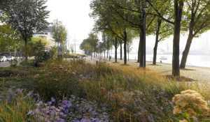 Parkkade Rivieroever Rotterdam