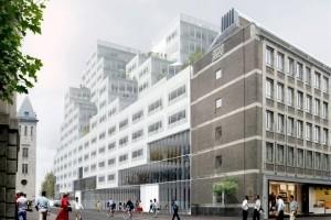 Stadskantoor Timmerhuis Rotterdam