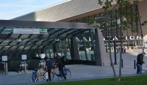 Fietsenstalling Centraal Station