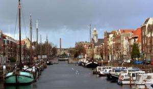 Delfshaven voorhaven