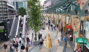 Koopgoot Beurstraverse Rotterdam