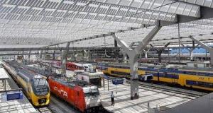 Treinen Rotterdam Centraal