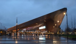 Centraal Station Rotterdam 800x470