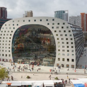 Markthal Beeldbank Rotterdam