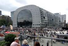 Markthal rotterdam opening