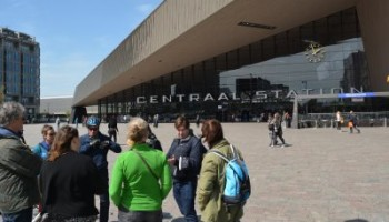 Stadswandeling Centrum Stationsplein