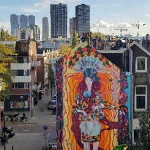Street Art Rotterdam 1
