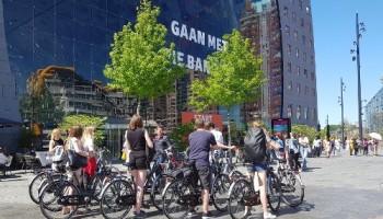 Fietstour Rotterdam markthal
